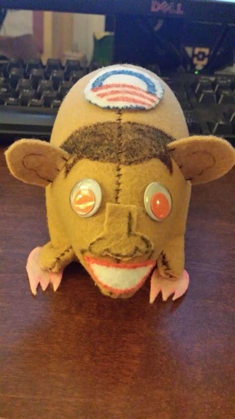 Kid Mol molebama 2013 mole day project for chemistry stuffed mole made from felt mole day projects