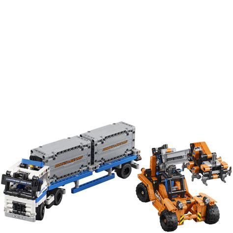 Harga Grosir Lego Technic 42062 Container Yard lego technic container yard 42062 toys zavvi