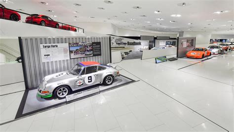 Museum Porsche by Roadbook New Special Exhibition At The Porsche Museum