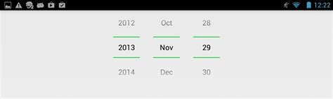 android numberpicker changed appearance stack overflow java android how to change the color of the datepicker