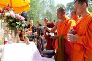 list of buddhist public holidays and festivals