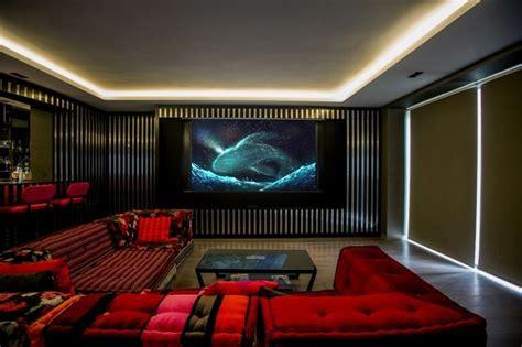 home cinema design installation london inspired