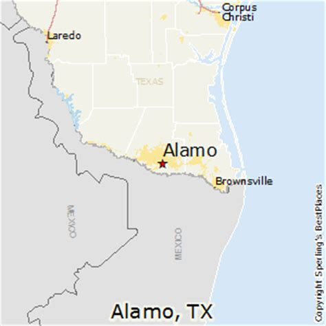 map of alamo texas the alamo texas map swimnova