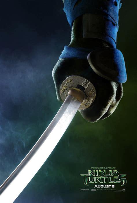 film zolwie ninja 2014 teenage mutant ninja turtles teaser posters released