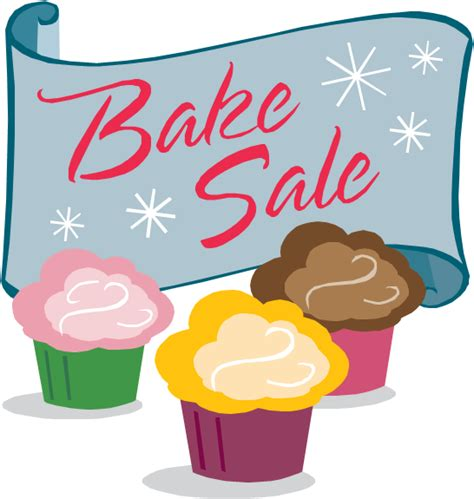 Bake Sale Clipart pearson park let them be bake sale raises 575 10