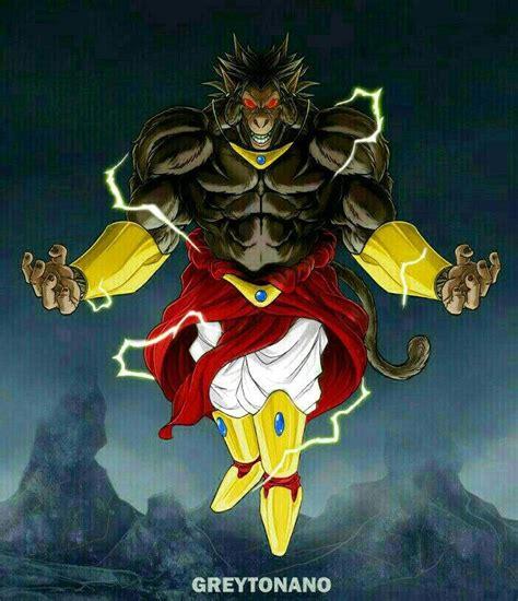 imagenes de goku oozaru broly oozaru dragon ball oficial amino