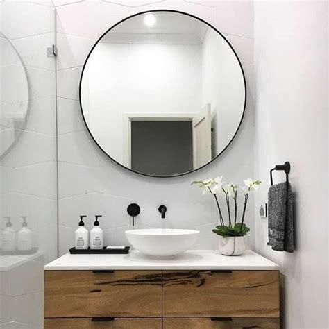large round bathroom mirror tips for choosing bathroom mirror home interior design
