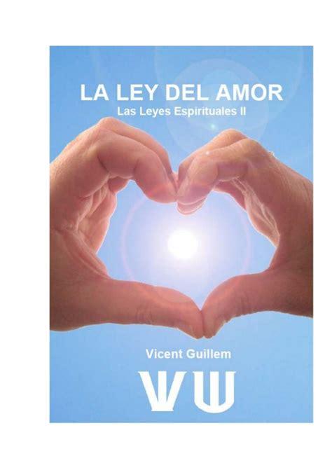 la ley del amor 0517707268 la ley del amor