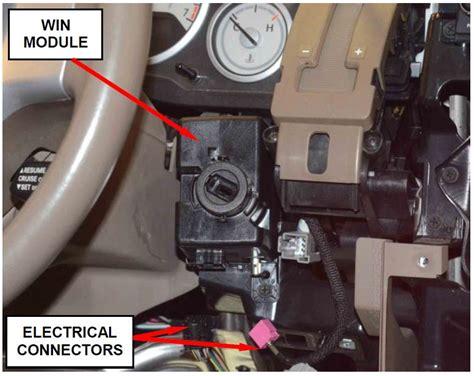 2008 jeep grand win module 2008 jeep wireless ignition module wiring jeep wcm