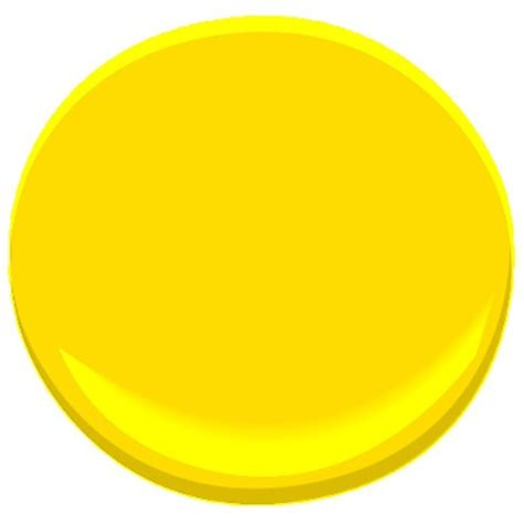 bright yellow 2022 30 paint benjamin bright yellow paint color details