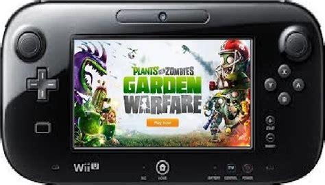 Plants Vs Zombies Garden Warfare Wii by Petition 183 Plants Vs Zombies Garden Warfare To Come To