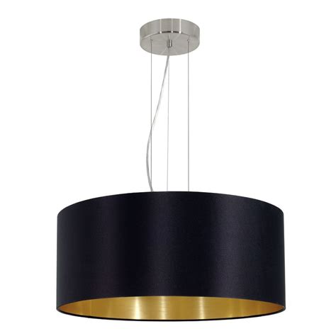 large black pendant light this eglo maserlo black large pendant light eglo