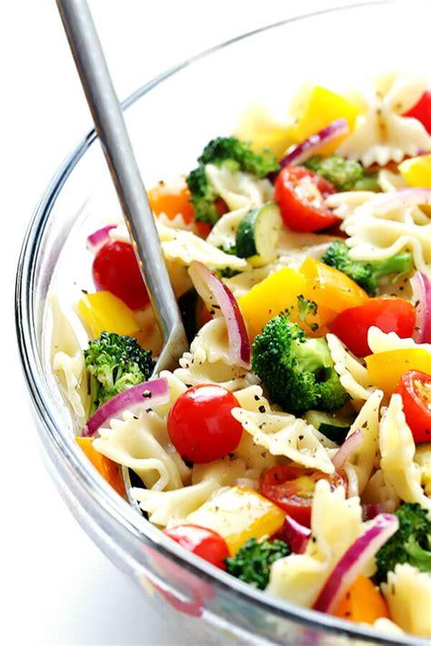 vegetarian pasta salad recipe vegetable pasta salad recipe
