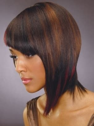 point cut hairstyles chic casual medium hairstyle ideas