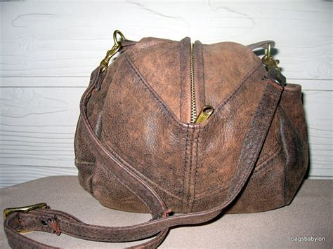 Handmade Leather Purses Made In Usa - leather handmade in usa droplet bag purse satchel