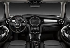4 Door Mini Cooper Interior 2015 Mini Cooper Available In Both Petrol And Diesel