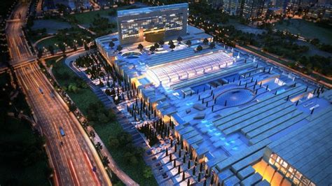 construction iran co mail construction of the iran mall tehran groupe nox