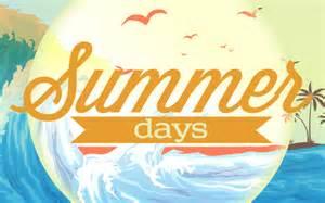 Image result for summer days