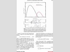 Scrutinizing the atmospheric greenhouse effect and its ... Formula For Atmospheric Absorption