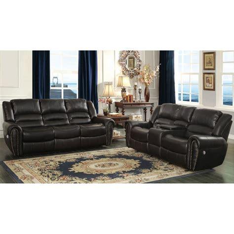 Living Room Furniture Groups Homelegance Center Hill Traditional Power Reclining Living Room Darvin Furniture