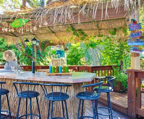 how to create a tropical backyard how to create a tropical tiki backyard beach bliss living