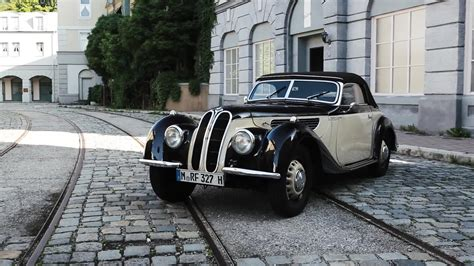 bmw vintage cars the bmw 327 a coveted bmw classic car youtube