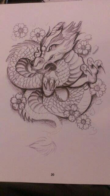 dragon and flower tattoo designs 55 best tattoos designs collection