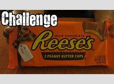1lb Reese's Peanut Butter Cup Challenge - YouTube Q Cup