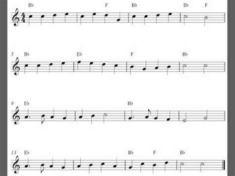free lagu musical doodle free tenor saxophone sheet yankee doodle