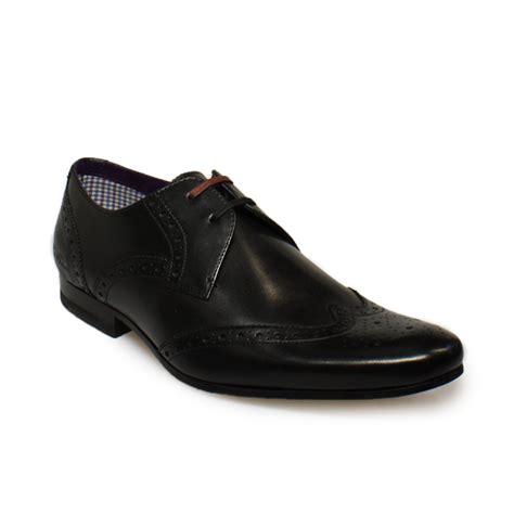 ted baker shoes ted baker nenoi black leather mens shoes size 7 11 ebay