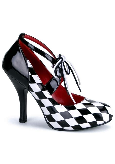 costume shoes womens harlequin shoes