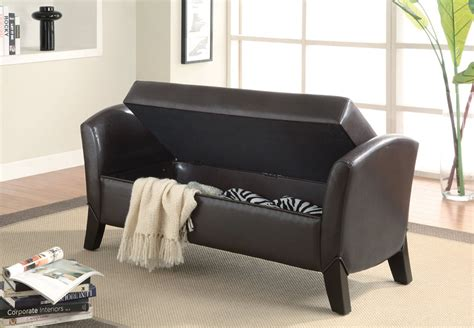 coaster storage bench coaster 50095x storage bench 500951 at homelement com
