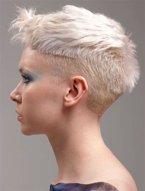 short back and sides ladies hair styles 17 best images about hair styles on pinterest short