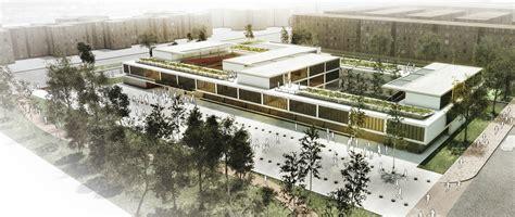 patio interior en aleman ems arquitectos tercer lugar en concurso ambientes de