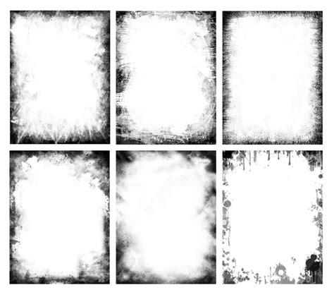 grunge frame psd   images  photoshop