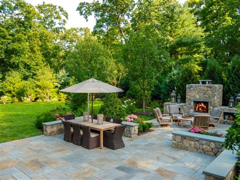 backyard terrace photos hgtv