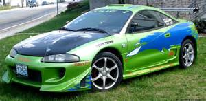 Mitsubishi Eclipse Fast Furious Fast And Furious Eclipse For Sale Wallpapers Background