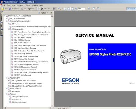 reset printer epson r230 manual reset epson printer by yourself download wic reset