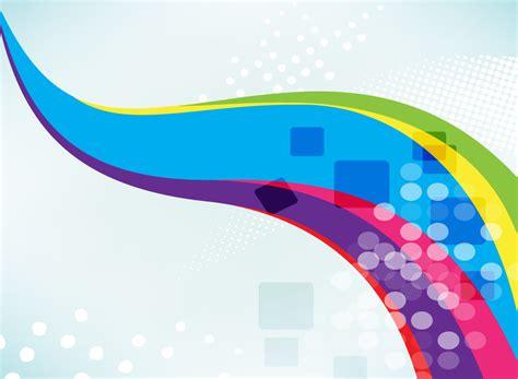 design backdrop reuni abstract swoosh design
