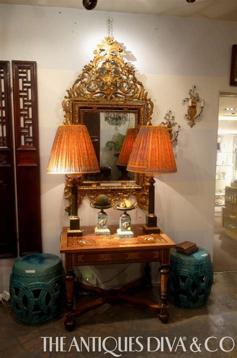 decorating with antiques decorating with antique mirrors the antiques divathe