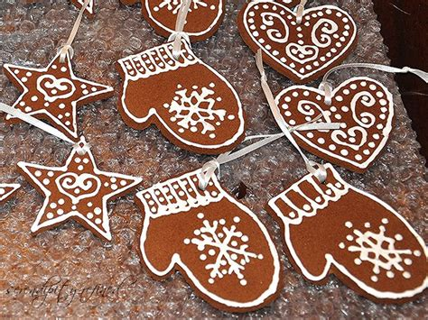 cinnamon applesauce ornaments cmas decor pinterest