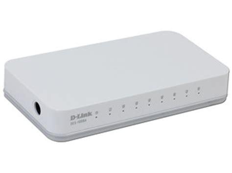 Switch Hub Dlink 8 Port Des 1008a dlink des 1008a 8port desktop switch dynaquest pc