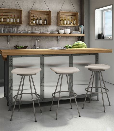 designer bar stools kitchen 22 unique kitchen bar stool design ideas 183 dwelling decor