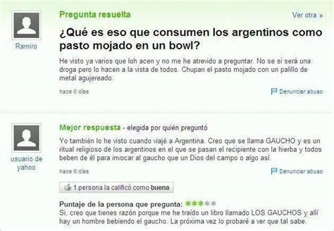 preguntas estupidas argentina foro de el nacionalista historia del gaucho argentino