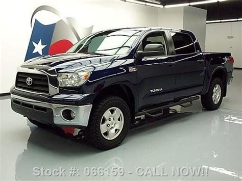 manual cars for sale 2008 toyota tundramax seat position control sell used 2008 toyota tundra sr5 crew max 5 7l v8 trd offroad 63k texas direct auto in stafford