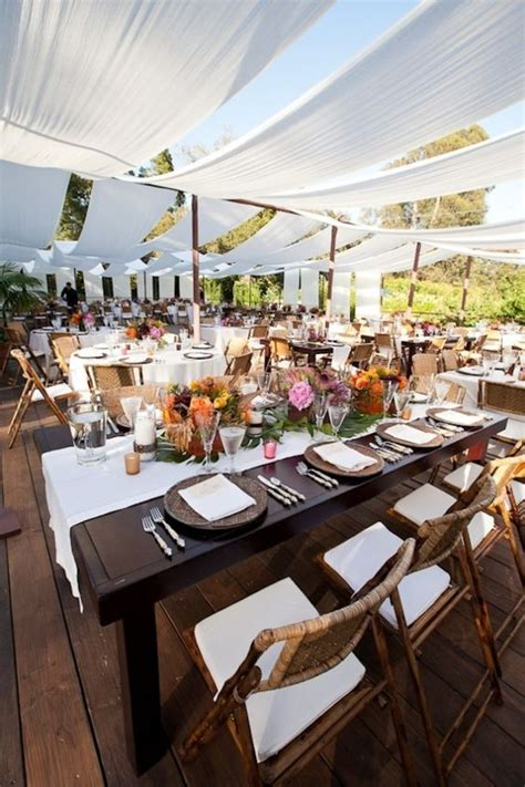 ralph meets safari wedding designed by la fete weddings outdoor fabric draping and