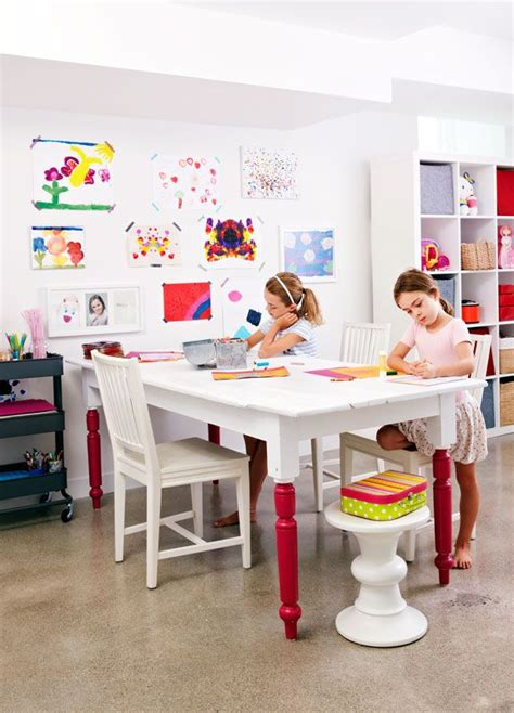 homework desk ideas 25 best ideas about kids workspace on pinterest kids