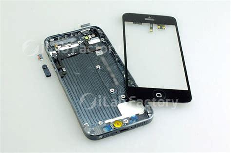 Foto Hp Iphone 5 beredar gambar iphone 5 terbaru siap rilis september