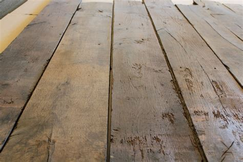 antique original oak floorboards recent finds