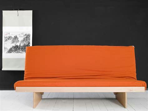 haiku futon cama de madera barniz ecol 243 gico portes pagados